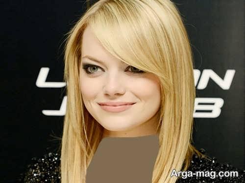 رنگ مو برای پوست روشن
