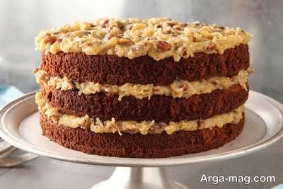 دستور تهیه کیک آلمانی