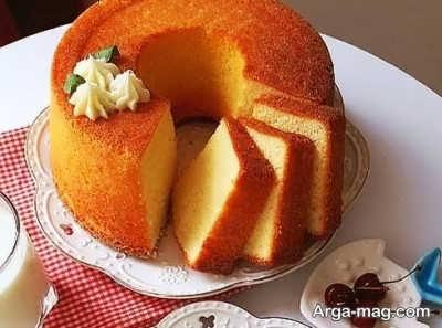 نحوه ساخت کیک آلمانی
