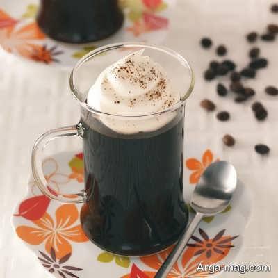 طرز تهیه دسر قهوه خوشمزه