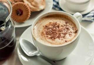 طرز تهیه دسر قهوه