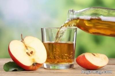 از خواص آب سیب چه می دانید؟
