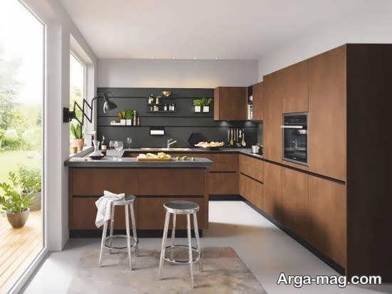 دکوراسیون فضای داخلی آشپزخانه