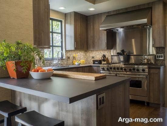 طراحی آشپزخانه 2018