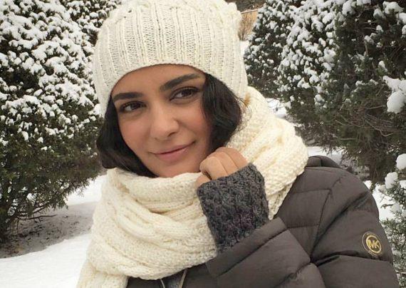 عکس های دیماه لیندا کیانی در کنسرت علیرضا عصار