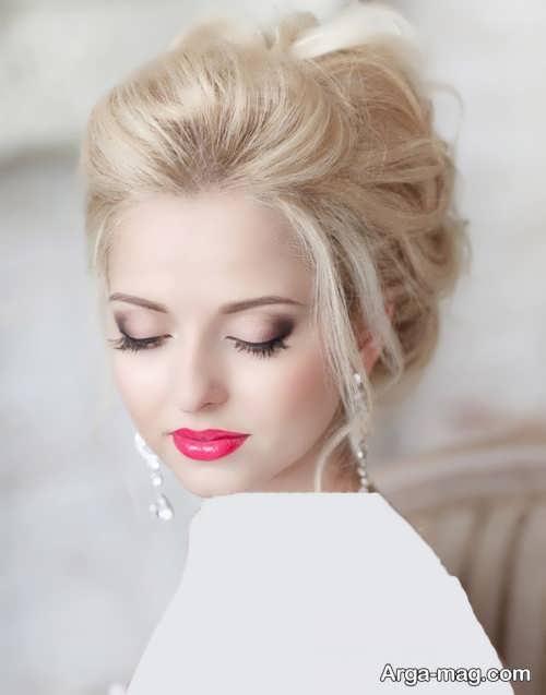 مدل آرایش صورت عروس 2018