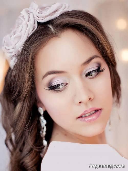مدل میکاپ عروس 2018 شیک
