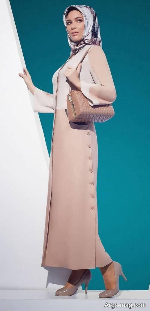 مدل مانتو بلند زنانه