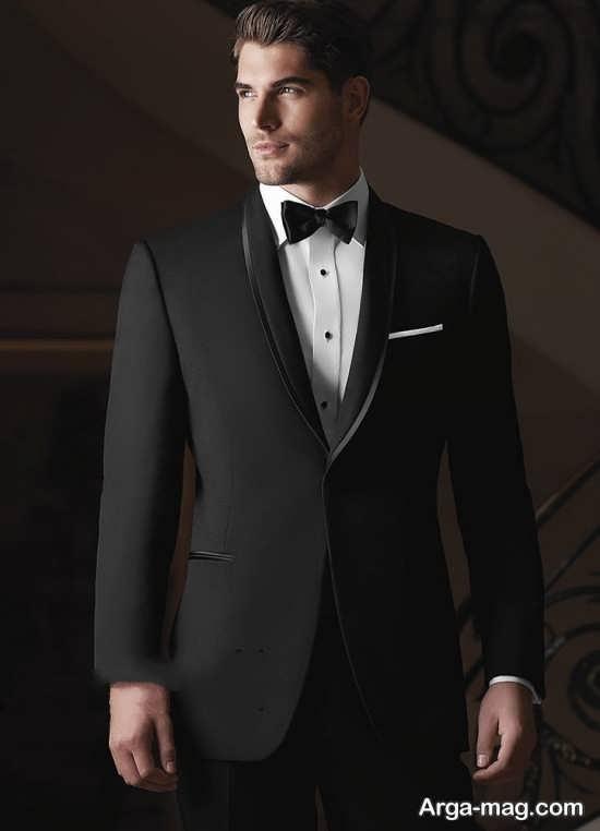 مدل جلیقه مردانه شیک مدل کت و شلوار مردانه 2018 برای مجالس و مهمانی ها