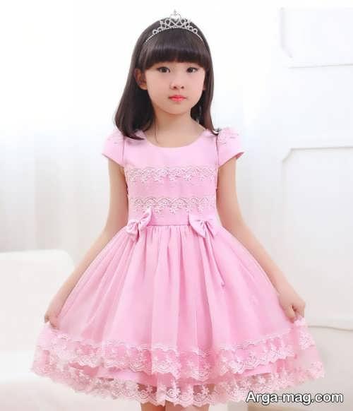 مدل لباس کره ای بچه گانه