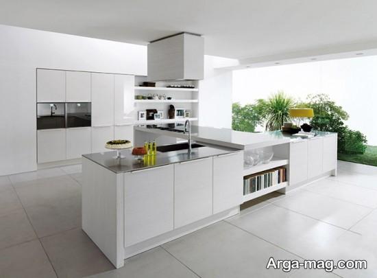 دکوراسیون آشپزخانه های مدرن خیلی زیبا