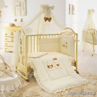 ست تخت خواب نوزاد