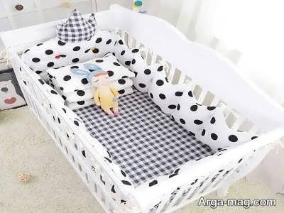 تزیین تخت نوزاد با ایده های بکر و جذاب