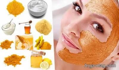 ساخت ماسک با پوست پرتقال
