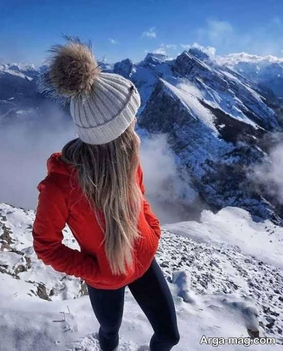 فیگور جدید دخترانه زمستان