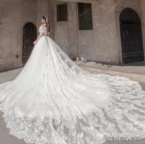 مدلهای پیراهن عروس پرنسسی