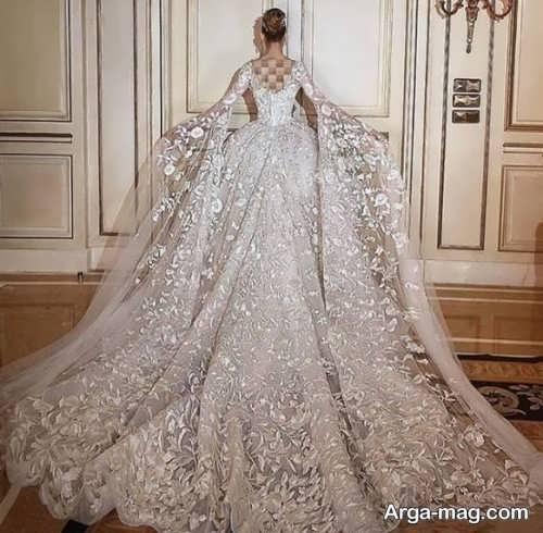 پیراهن عروس زیبا و پرنسسی