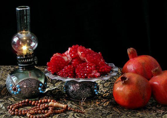 عکس پروفایل شب یلدا بسیار زیبا و جذاب