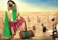 مدل لباس پنجابی دخترانه