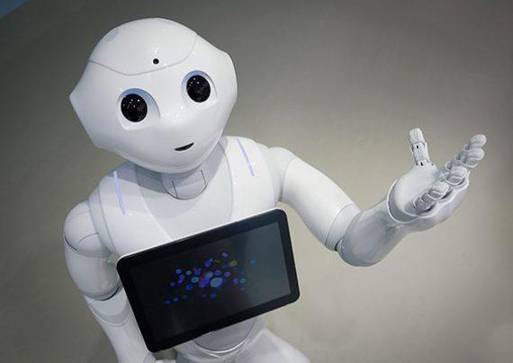 ربات فروشنده شغل خود را از دست داد!