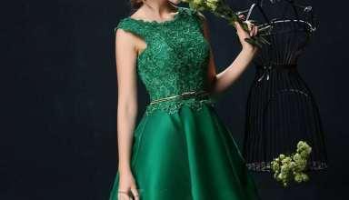 مدل لباس ساتن دخترانه