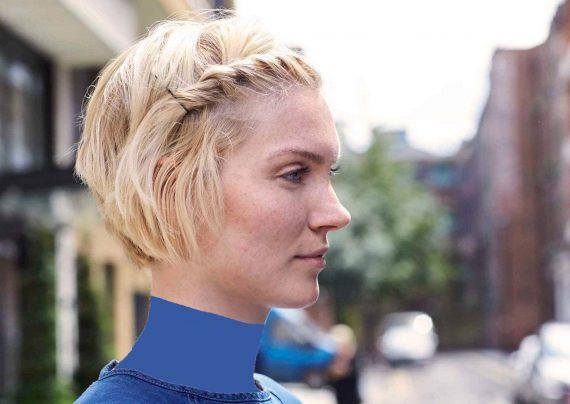 مدل بافت موهای کوتاه