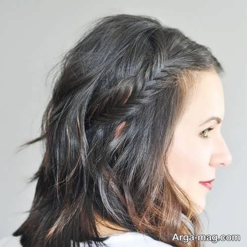 بافت موی شیک زنانه