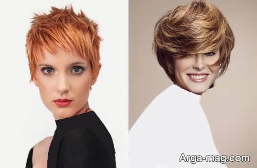 مدل موی شیک و جذاب 2018