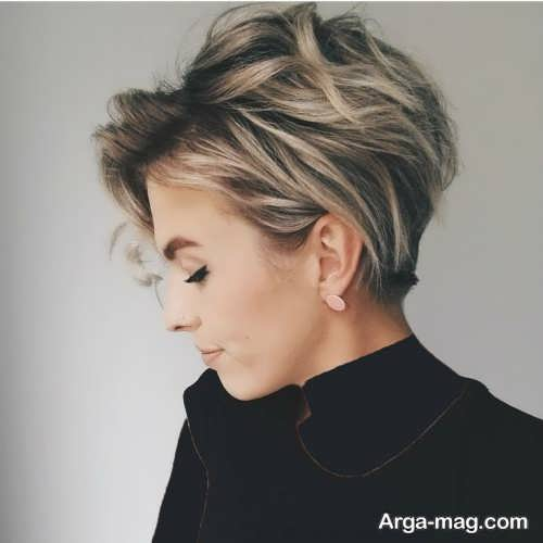 مدل مو دخترانه کوتاه