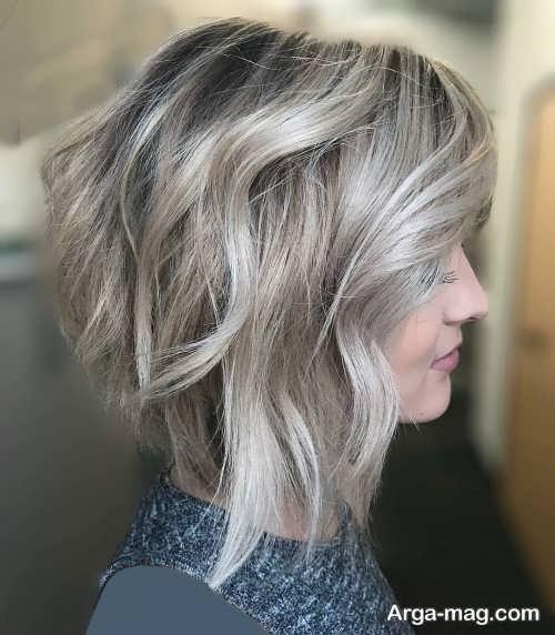 مدل موی دخترانه زیبا و جدید 2018
