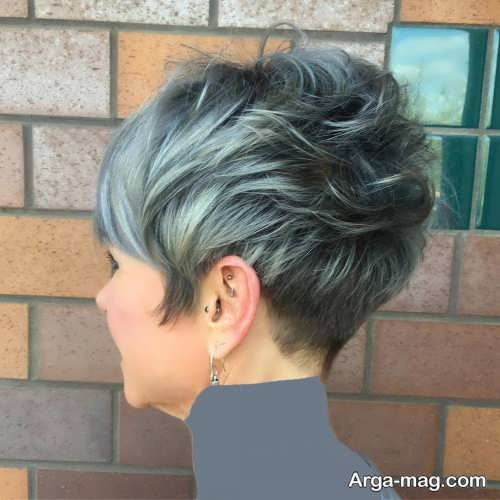 مدل مو کوتاه و شیک 2018