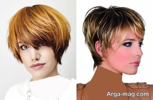 مدل موی کوتاه 2018