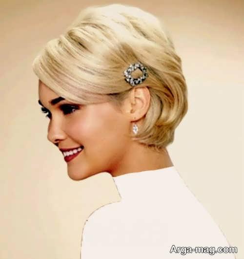 مدل موی زیبا و مناسب برای عروس
