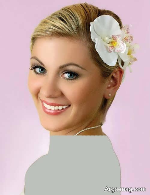 مدل موی کوتاه برای عروس با جدیدترین متدها