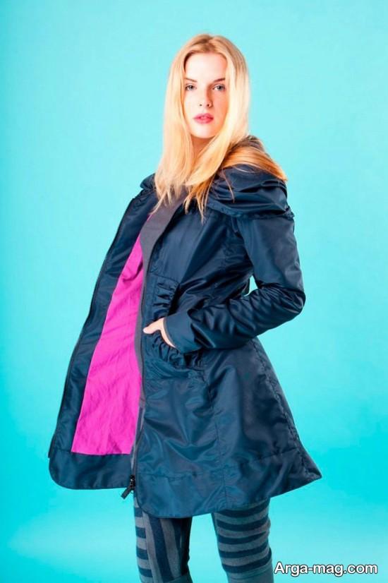 مدل بارانی ترکیه زنانه مشکی