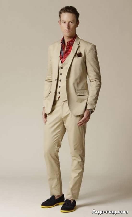 کت و شلوار برای مردان لاغر