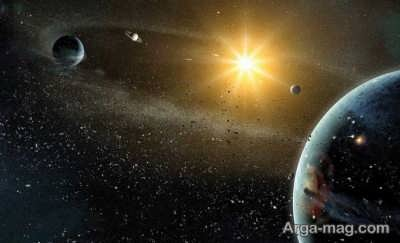 مراحل خلقت جهان