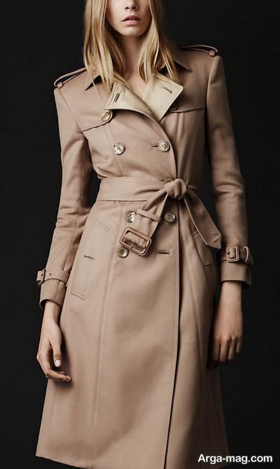 مانتو اسپرت گلبه ای مدل بارانی ترکیه زنانه و دخترانه با جدیدترین طراحی های مد سال