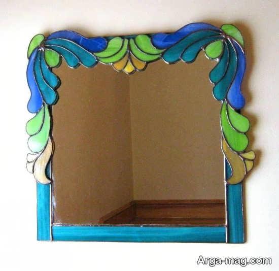 ایده جالب برای نقاشی روی شیشه