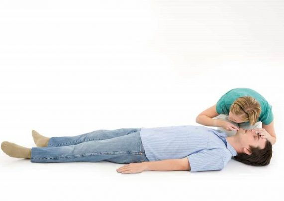 آموزش تنفس مصنوعی