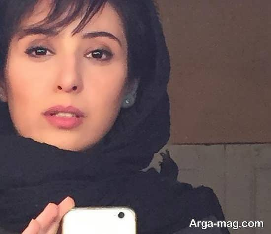 سلفی آناهیتا افشار