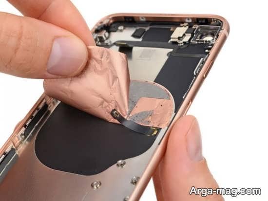 گوشی های هوشمند با باتری های بزرگتر