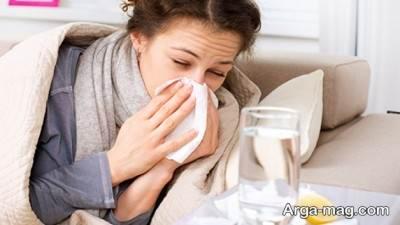 درمان فوری سرماخوردگی در 24 ساعت