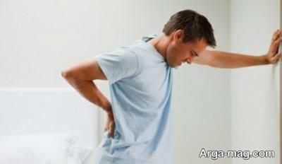 علت کمر درد چیست؟