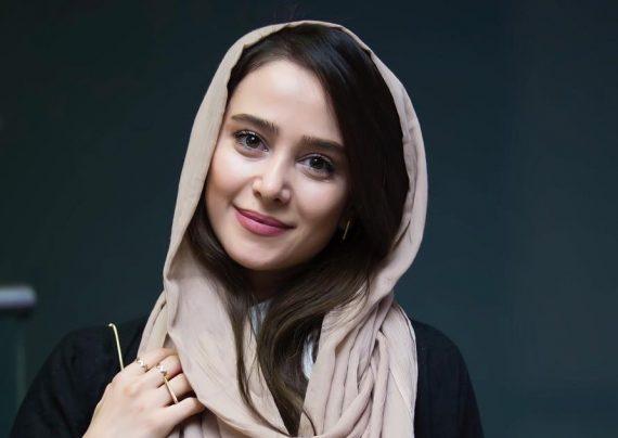 عکس های منتشر شده از الناز حبیبی در سالن زیبایی