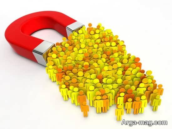 فن بیان و جذب مشتری