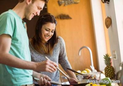 رابطه عاشقانه همسران