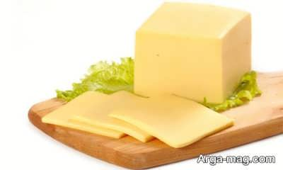 پنیر پیتزا سالم