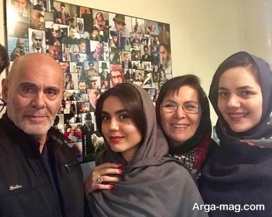 خانواده جمشید هاشم پور