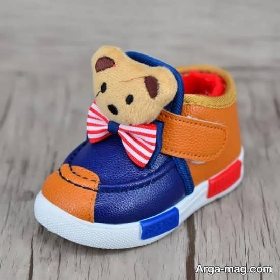 مدل فانتزی کفش پسرانه